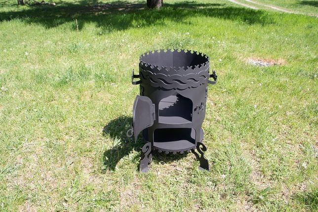 Печь под казан на дровах- печка для казана. Барбекю для дачи. Мангалы. Днепр - изображение 3