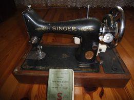 Maszyna do szycia Singer Nr. pr. 99