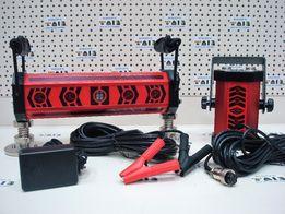 Czujnik Detektor Sterowanie Maszyn Koparka Spych Niwelator Laserowy