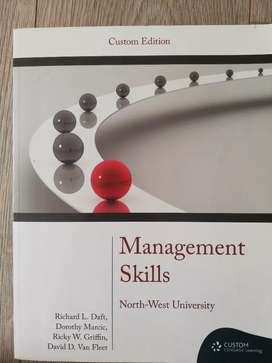 Management Skills custom edition for NWU