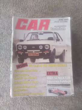 CAR 1980, very good condition