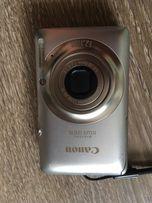 Фотоаппарат цифровой Canon ixus 120IS 12.1 pixels