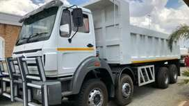 R100.RUBBLE REMOVAL TLB HIRE TIPPER TRUCK HIRE BOBCAT HIRE
