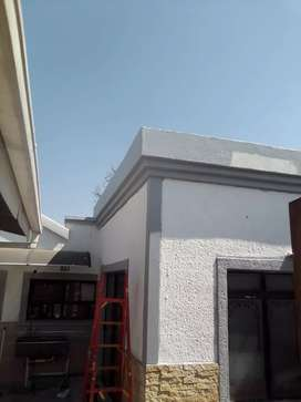 panding seiling and partition walls waterproofing