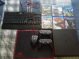 Ps4 gaming combo. Or swop for pc