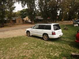 Subaru Forester S for sale