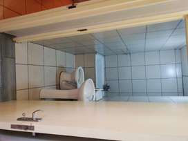 2 bedroom 2 bath lounge and kitchen apartment to rent