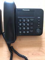 Telefon stacjonarny panasonic model KX-TS520PD