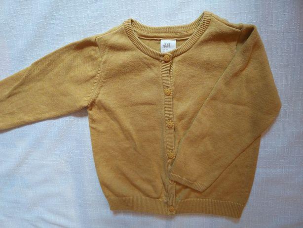 Rozm.86 Firmy H&M, sweterek, kardigan Gorzów Wielkopolski - image 1