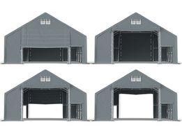 10x36m 4,82m HALA NAMIOTOWA namiot magazynowy garażowy DASCOMPANY