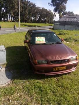 2001 toyota tazz 1.3 for sale