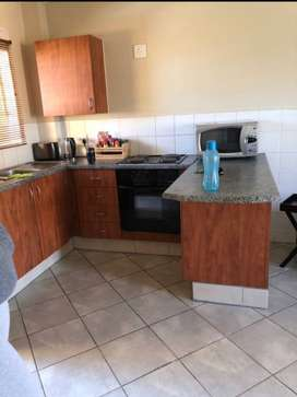 Honeydew Room to rent in a neat and very secure complex for a female s