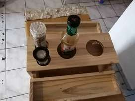 Spice and souce stand