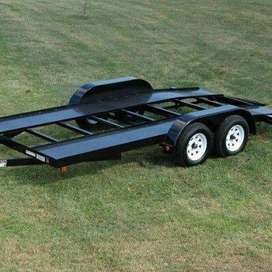 Car Trailer Wanted