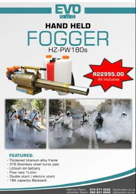 Thermal Fogger Sanitizer