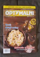 Miesięcznik gazeta Optymalni nr 1/2018