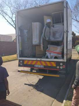 Moving company in Eastrand, we offer local and long distance move