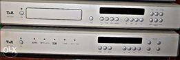 T+A DD 1230R 5.1 Декодер, 3-кан. усилитель и T+A DVD 1230 R.