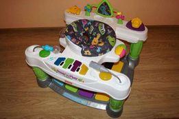 Fisher Price centrum zabaw,chodzik,pianino