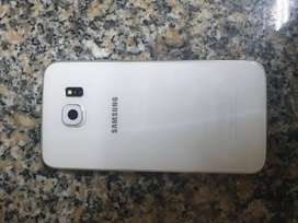 Samsung Galaxy S6 Pearl White 32 gigs