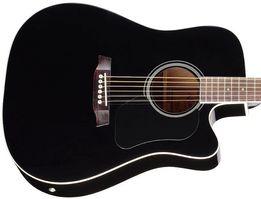 Акустическая гитара Walden + чехол + струны