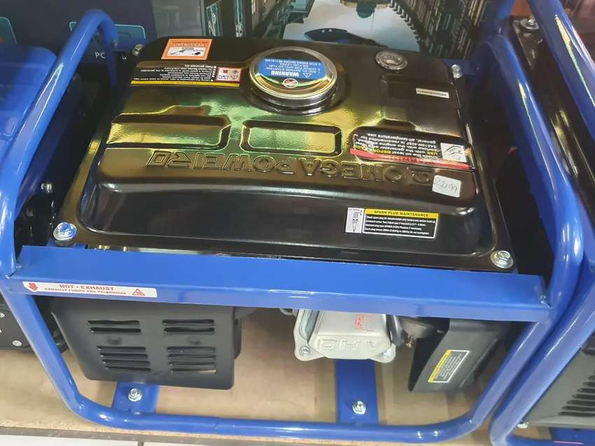All kind of generators available at good prices