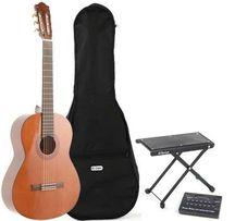 Распродажа классических гитар Yamaha C 40 +Новогодняя Акция -ПОДАРКИ +