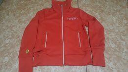 Мастерка женская кофта Рuma Ferrari