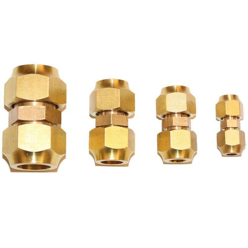 AIR CONDITIONING AND REFRIGERATION BRASS FITTINGS