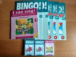 BINGO! 1 (2x podręczniki + ćwiczenia + książka dla nauczyciela)