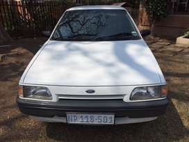 Super Clean Ford Laser!!!