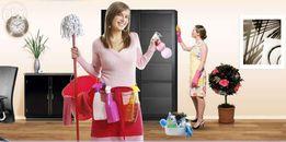 Прибирання квартир, будинків та офісів. Чистка килимів.