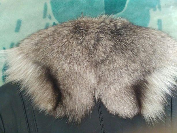 Пальто. Зима-осень. Кожа. Подстёжка-кролик Запорожье - изображение 6