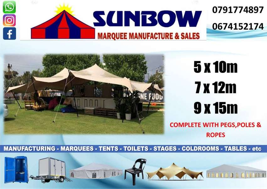 Stretch Tents For Sale! 0