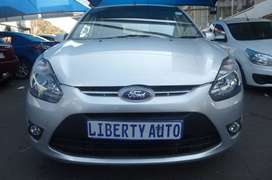 2012 #Ford Figo Hatch 1.4 Trend 80,000km #Manual Transmission Cloth Up