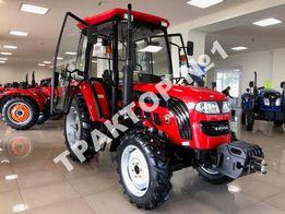 Новий міні трактор Фотон Foton LOVOL 454 Каб КПП 12+12 Рівна підлога