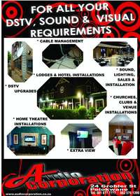 Image of Audio Corp: For All Your Installations