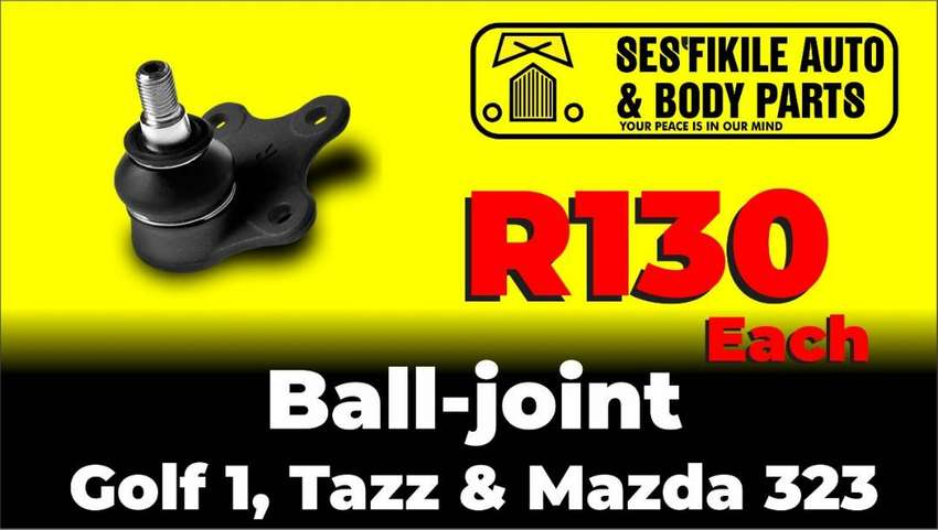 mazda 323, Golf 1, Tazz, ball Joint 0