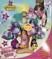 Лучший подарок домик-дерево Fur Babies World Dream Tree. Ор
