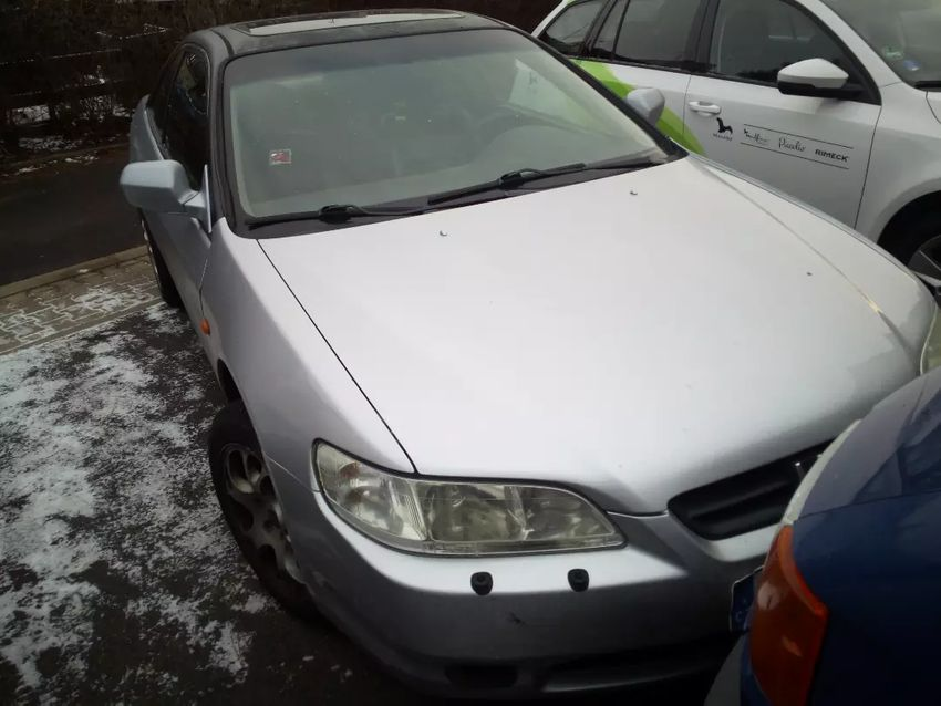 Honda Accord coupe 3,0 v6 0