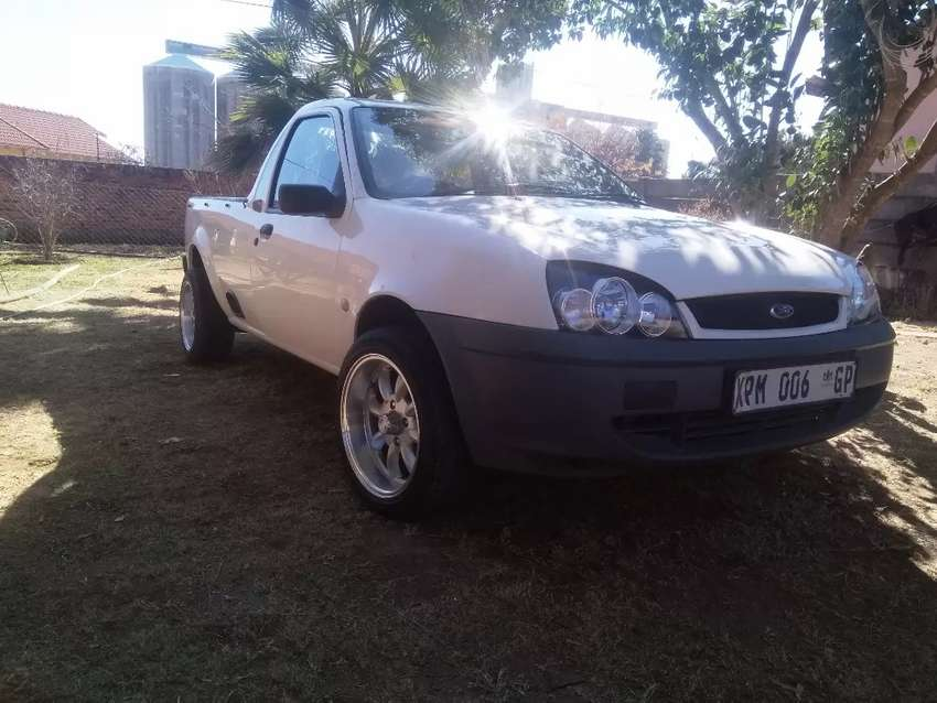 Ford bantam 1.3 wery nice bakkie and wery light on petrol 0