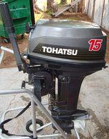 Silnik zaburtowy Tohatsu 9,9-18 Nissan 13,6 stopa L części