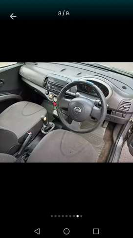 Am Stripping Nissan micra 1.4lit (Cr14) manual  2005 model