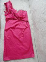 Piękna sukienka koktajlowa Rozmiar 42
