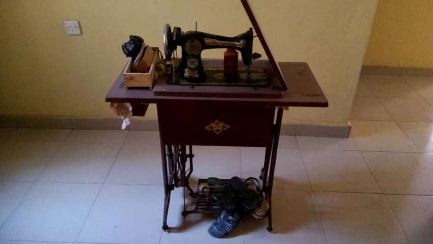 Brand New Butterfly sewing machine 0