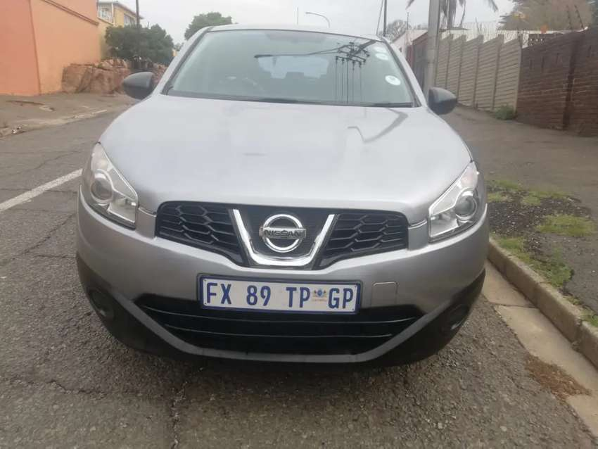 2011 Nissan Qashqai 1.6 for sale 0