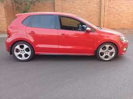 VW POLO GTI 1.4 DSG 7SPD 132KW