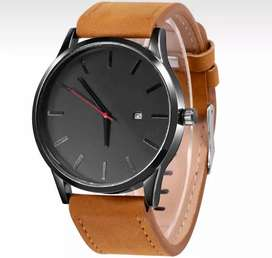 (New ARRIVAL) Relogio Masculino 2019 Men Quartz Watch