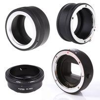 Адаптер переходник для Sony E mount, NEX, м42, Canon EOS, FD, Nikon