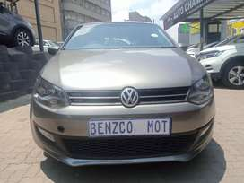 VW Polo 6 Comfortline in a very good condition